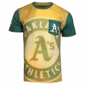 Oakland Athletics MLB Cotton/Poly Pocket Tee
