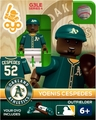 Oakland Athletics OYO Minifigures