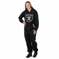 Oakland Raiders Adult One-Piece NFL Klew Suit