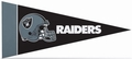 Oakland Raiders NFL Mini Pennant