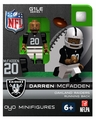Oakland Raiders OYO Minifigures