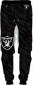Oakland Raiders NFL Polyester Mens Jogger Pant by Forever Collectibles