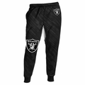 Oakland Raiders NFL Polyester Mens Jogger Pant by Klew