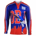 Odell Beckham Jr. #13 (New York Giants) NFL Player Poly Hoody