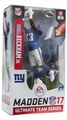 Odell Beckham Jr. (New York Giants) EA Sports Madden NFL 17 Ultimate Team Series 1 McFarlane