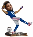 "Odell Beckham Jr. ""The Catch"" (New York Giants) 2015 Springy Logo Action Bobble Head Forever Collectibles"