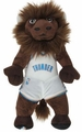 "Oklahoma City Thunder NBA 8"" Plush Team Mascot"