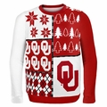Oklahoma Ugly College Sweater BusyBlock