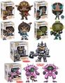 Overwatch Funko Pop! Series 2 Complete Set (6)