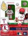 Ozzie Smith (St. Louis Cardinals) OYO Sportstoys Minifigures