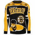Patrice Bergeron #37 (Boston Bruins) NHL 2015 Player Ugly Sweater