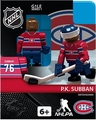 P.K. Subban (Montreal Canadiens) NHL OYO Minifigure