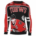 Jonathan Toews #19 (Chicago Blackhawks) NHL 2015 Player Ugly Sweater