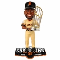 Pablo Sandoval (San Francisco Giants) 2014 World Series Champs Trophy Bobble Head Forever