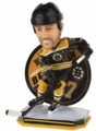 Patrice Bergeron (Boston Bruins) 2016 NHL Name and Number Bobblehead Forever Collectibles