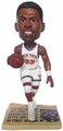 Patrick Ewing (New York Knicks) Newspaper Base NBA Legends Bobble Head