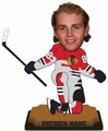 "Patrick Kane (Chicago Blackhawks) 2015 NHL Real Jersey 10"" Bobble Heads Forever Collectibles"