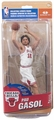 Pau Gasol (Chicago Bulls) NBA 27 McFarlane Collector Level MVP CHASE