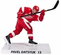 "Pavel Datsyuk (Detroit Red Wings) 2015 NHL 6"" Figure Imports Dragon Wave 2"