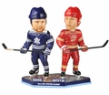 Pavel Datsyuk (Detroit Red Wings)/Phil Kessel (Toronto Maple Leafs) 2014 Winter Classic Bobble Head Double Forever