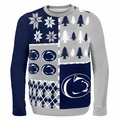 Penn State Ugly College Sweater BusyBlock