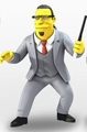 "Penn (The Simpsons 25th Anniversary) 5"" Action Figure Series 3 NECA"