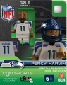 Percy Harvin (Seattle Seahawks) NFL OYO G2 Sportstoys Minifigures