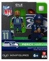 Percy Harvin (Seattle Seahawks) NFL OYO Sportstoys Minifigures
