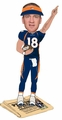 Peyton Manning (Denver Broncos) 509 Record Breaking Touchdown Bobble Head Forever #/1000