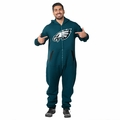 Philadelphia Eagles Adult One-Piece NFL Klew Suit