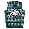 Philadelphia Eagles Aztec NFL Ugly Sweater Vest