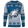 Philadelphia Eagles Big Logo NFL Ugly Sweater