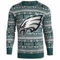 Philadelphia Eagles NFL 2016 Aztec Ugly Crew Neck Sweaters by Forever Collectibles