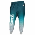 Philadelphia Eagles NFL Polyester Gradient Men's Jogger Pant by Klew