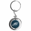 Philadelphia Eagles NFL Spinner Keychain