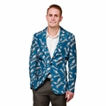 Philadelphia Eagles NFL Ugly Business Sport Coat Repeat Logo by Forever Collectibles