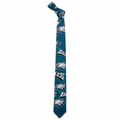 Philadelphia Eagles NFL Ugly Tie Repeat Logo by Forever Collectibles