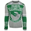 Philadelphia Eagles Retro Cotton Sweater by Klew