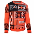 Philadelphia Flyers NHL Patches Ugly Sweater by Klew