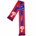 Philadelphia Phillies 2016 MLB Big Logo Scarf By Forever Collectibles