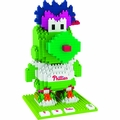 Philadelphia Phillies MLB 3D Mascot BRXLZ Puzzle By Forever Collectibles