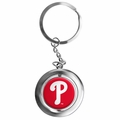 Philadelphia Phillies MLB Spinner Keychain