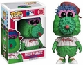 Philadelphia Phillies MLB Vinyl Figure Phillie Phanatic Funko POP!