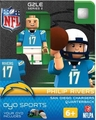 Philip Rivers (San Diego Chargers) NFL OYO G2 Sportstoys Minifigures