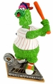 Phillie Phanatic Mascot (Philadelphia Phillies) 2015 Springy Logo Action Bobble Head Forever Collectibles