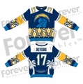 Phillip Rivers (San Diego Chargers) NFL Ugly Player Sweater