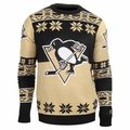 Pittsburgh Penguins Big Logo NHL Ugly Sweater