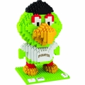 Pittsburgh Pirates MLB 3D Mascot BRXLZ Puzzle By Forever Collectibles
