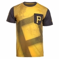 Pittsburgh Pirates MLB Cotton/Poly Pocket Tee
