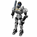 "Pittsburgh Pirates MLB Poseable 10"" Team Robot"